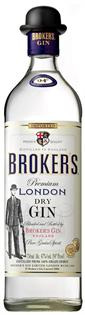 Broker's Gin London Dry 1.00l